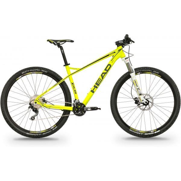 Head X-RUBI II 27.5 žlutá 41 - Horské kolo
