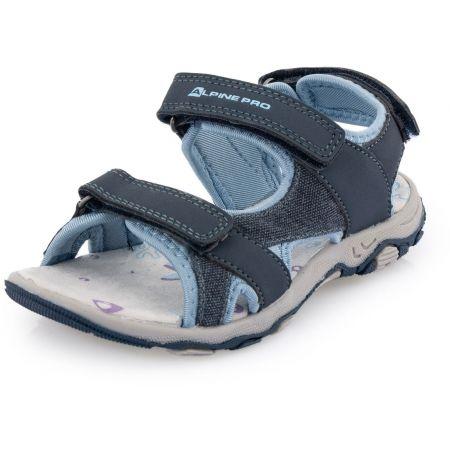 Detská letná obuv - ALPINE PRO POPPIO - 1