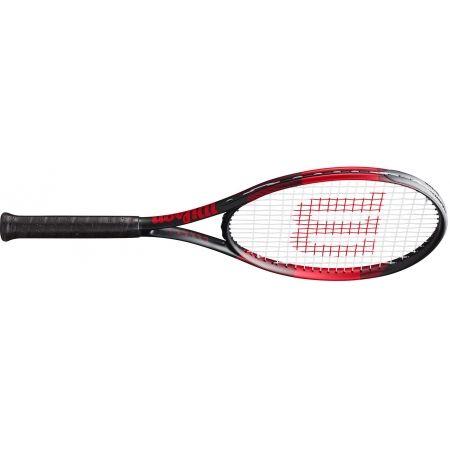 Rekreačná  tenisová raketa - Wilson F-TEK 100 - 2