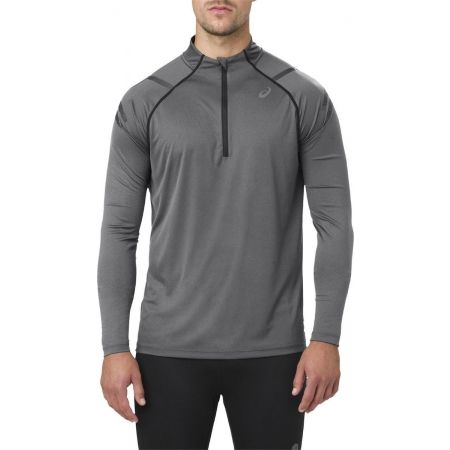 Asics ICON LS 1/2 ZIP M - Long sleeve T-shirt