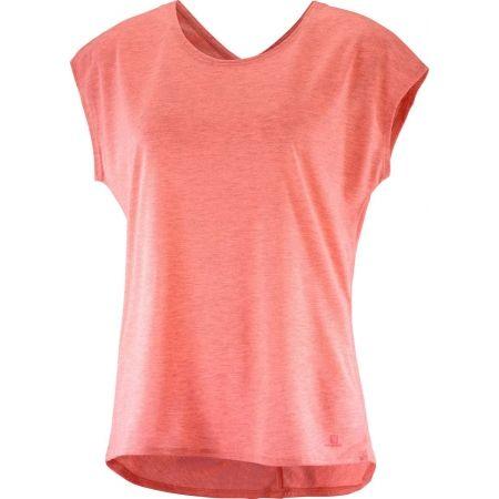 Salomon COMET TEE W - Dámské outdoroové tričko