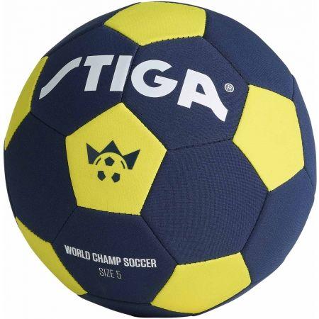 Míč na plážový fotbal - Stiga WORLD CHAMP