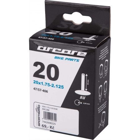 Arcore 20AV - Bicycle tube