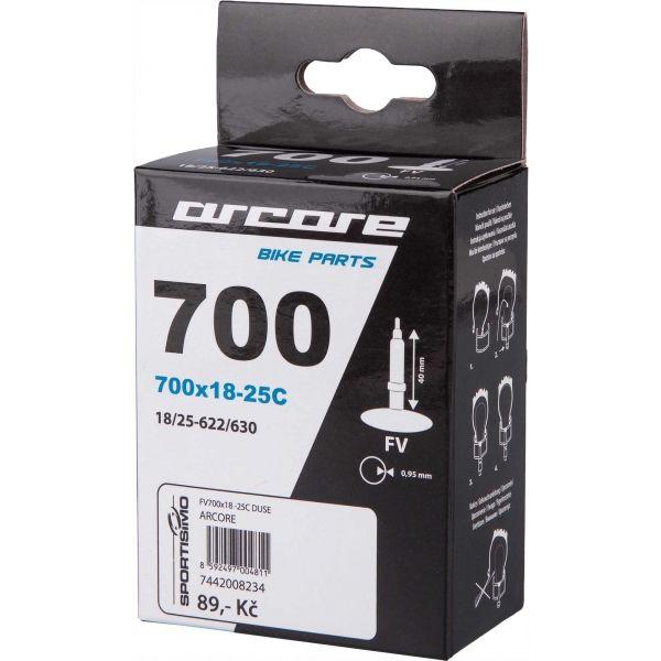 Arcore FV700x18-25C - Cyklistická duša
