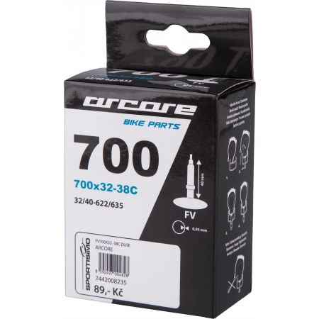 Bicycle tube - Arcore FV700x32-38C - 1