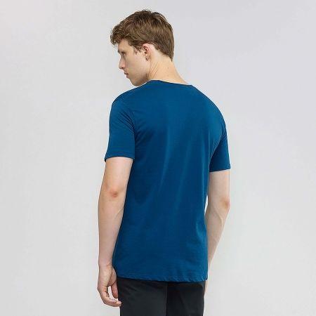 Pánske tričko - Salomon BLEND LOGO SS TEE M - 5