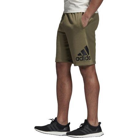 Men's shorts - adidas HM BOS SHORT FL - 4