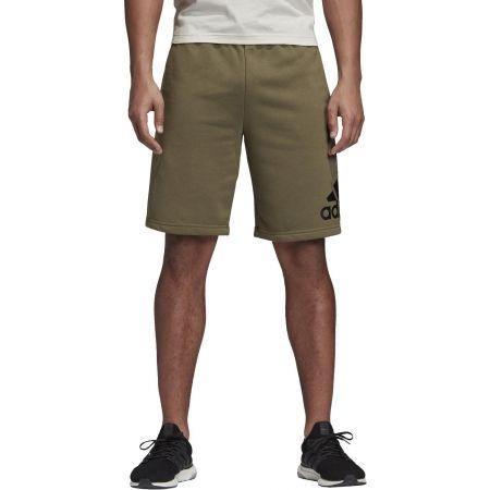 Men's shorts - adidas HM BOS SHORT FL - 3