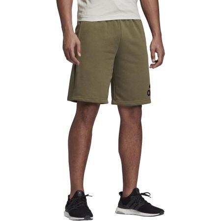 Men's shorts - adidas HM BOS SHORT FL - 5