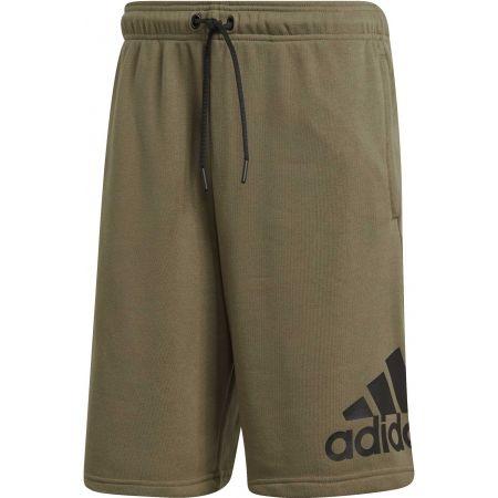 Men's shorts - adidas HM BOS SHORT FL - 1