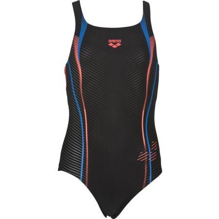 Arena G ROY JR SWIM PRO BACK ONE PIECE - Dívčí jednodílné plavky