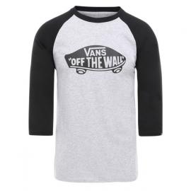 Vans MN OTW RAGLAN - Мъжка тениска с 3/4 ръкав