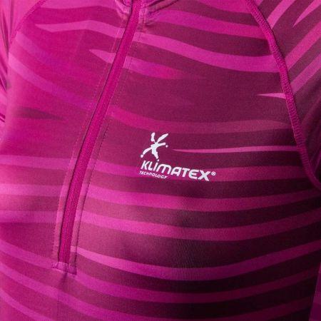 Women's cycling jersey - Klimatex SAFA - 4
