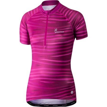 Women's cycling jersey - Klimatex SAFA - 1