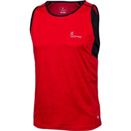 Klimatex SIEB - Koszulka do biegania męska