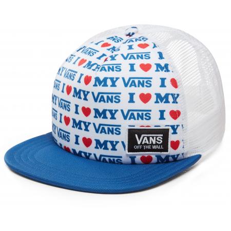Vans WM BEACH BOUND TRUCKER EVENING HAZE - Дамска шапка с козирка
