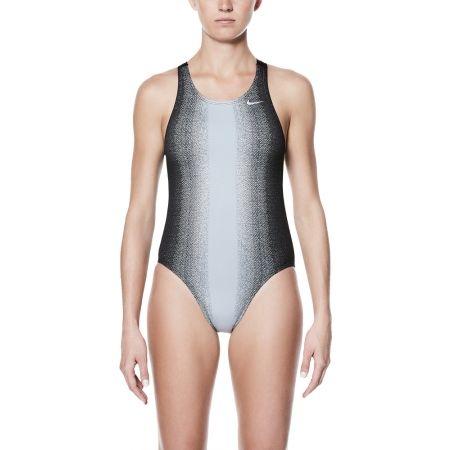 Nike FADE STING - Costum de baie întreg damă
