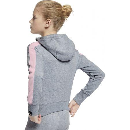 Dívčí mikina s kapucí - Nike NSW CROP PE AIR - 2