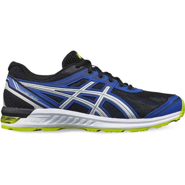 Asics GEL-SILEO modrá 8 - Pánské běžecké boty