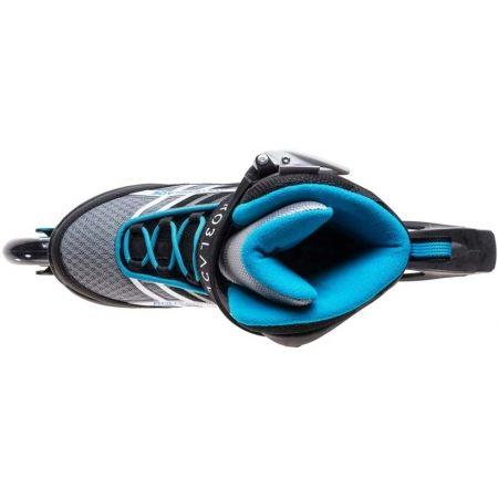 Dámske fitness in-line korčule - Rollerblade MACROBLADE 84 W - 6