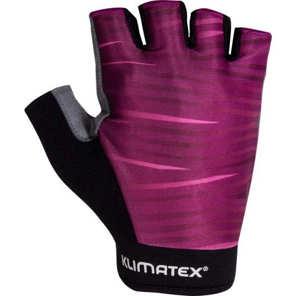 Klimatex VINCE - Dámske cyklistické rukavice