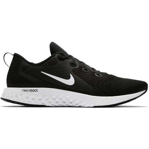 Nike REBEL LEGEND REACT černá 9 - Pánská běžecká obuv