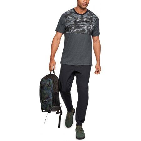 Men's T-shirt - Under Armour SPORTSTYLE COTTON MESH TEE - 3