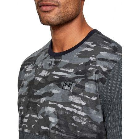 Men's T-shirt - Under Armour SPORTSTYLE COTTON MESH TEE - 6
