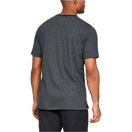 Men's T-shirt - Under Armour SPORTSTYLE COTTON MESH TEE - 5