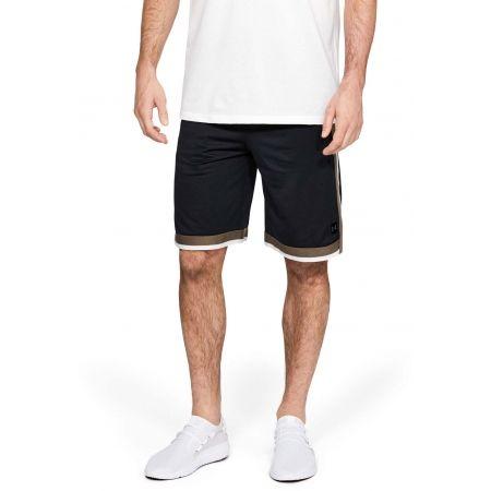 Pantaloni scurți bărbați - Under Armour SPORTSTYLE MESH SHORT - 4