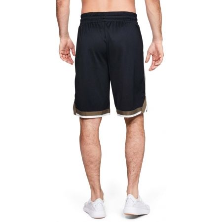 Pantaloni scurți bărbați - Under Armour SPORTSTYLE MESH SHORT - 5