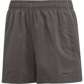 adidas YB E PLN CH SH - Chlapčenské šortky