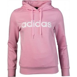 adidas ESSENTIALS LINEAR HOODIE - Hanorac damă