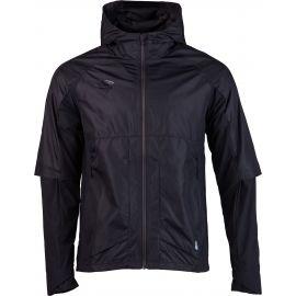 Umbro ELITE SILO TRAINING HYBRID JACKET - Pánska športová bunda