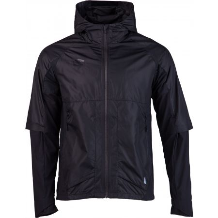 Umbro ELITE SILO TRAINING HYBRID JACKET - Férfi sportkabát