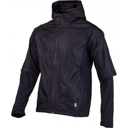 Pánská sportovní bunda - Umbro ELITE SILO TRAINING HYBRID JACKET - 2