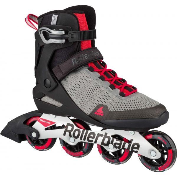 Rollerblade ASTRO 80 SP  27.5 - Férfi fitness görkorcsolya