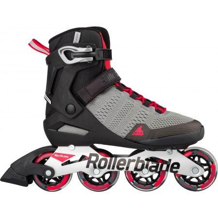 Pánske fitness korčule - Rollerblade ASTRO 80 SP - 2