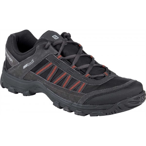 Salomon KEYSTONE CSWP černá 9.5 - Pánská treková obuv