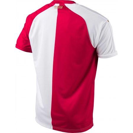 Fotbalový dres - Puma SK SLAVIA HOME REPLICA - 3