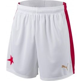 Puma SK SLAVIA SHORTS HOME - Original football shorts