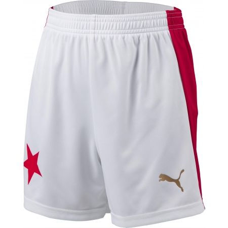 Puma SK SLAVIA SHORTS KIDS - Original kids' football shorts
