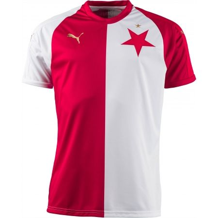Puma SK SLAVIA CUP PRO - Koszulka piłkarska