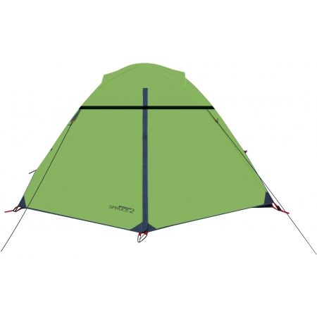 Camping tent - Hannah SPRUCE 2 - 3