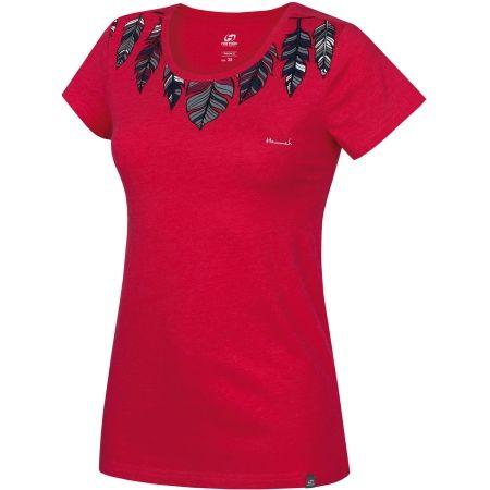 Dámské tričko - Hannah LUZI - 1