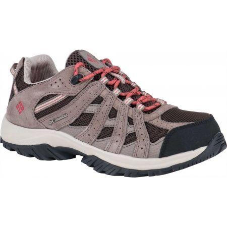 Dámské outdoorové boty - Columbia CANYON POINT WATERPROOF - 1