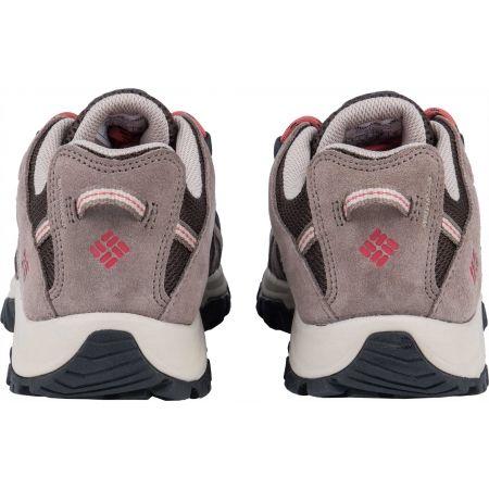 Dámské outdoorové boty - Columbia CANYON POINT WATERPROOF - 7
