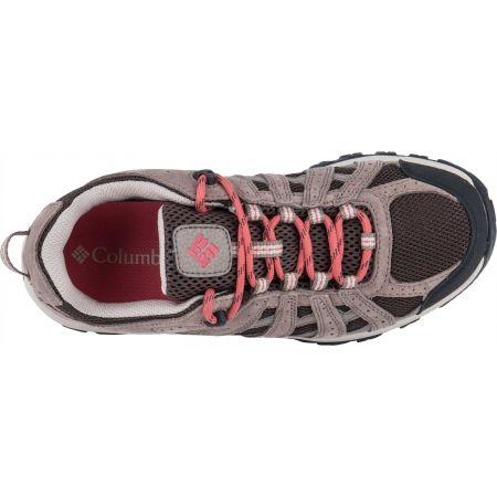 Dámské outdoorové boty - Columbia CANYON POINT WATERPROOF - 5