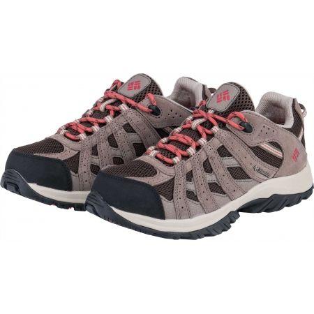 Dámské outdoorové boty - Columbia CANYON POINT WATERPROOF - 2