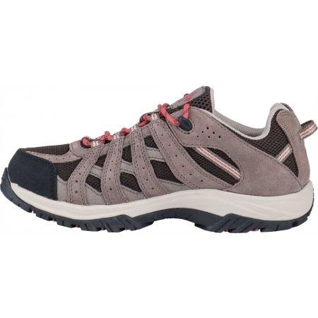 Dámské outdoorové boty - Columbia CANYON POINT WATERPROOF - 4